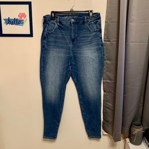 Curvy Dream Jeans American Eagle